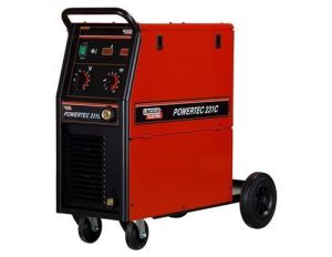Aparat sudura Mig Mag Powertec 231C LINCOLN ELECTRIC
